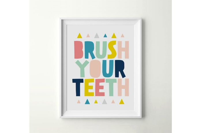 Simple tips for getting kids to brush their teeth more independently. You know, beyond begging.