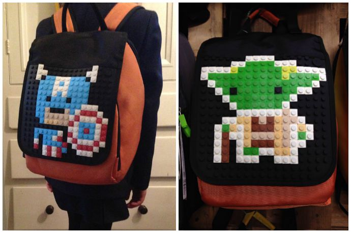 10 cool backpacks and bags for LEGO lovers heading back to school