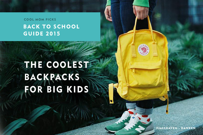 46a7e76fc9 The coolest backpacks for kids who carry more than a change of clothes