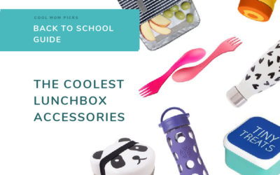 The coolest lunch box accessories, water bottles, and other goodies to make school lunch more fun | Back to School Shopping Guide