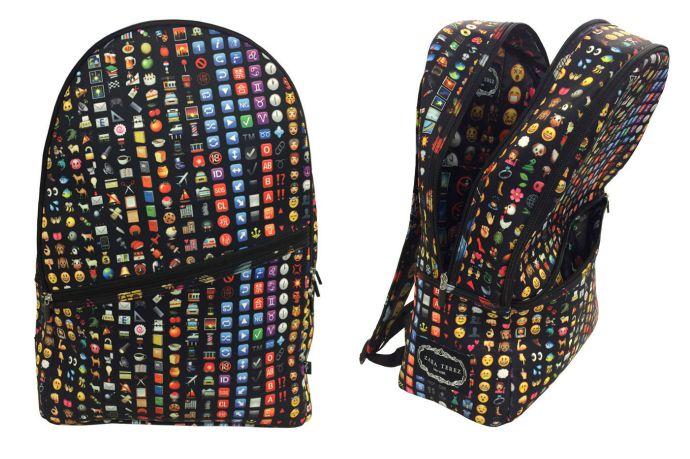 d0b028f3f75 Emoji backpacks: Back to school coolness. | Cool Mom Picks