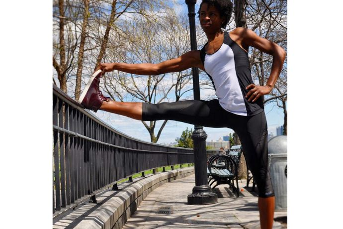 RXActive resistance activewear: Could these pants mean less time at the gym and more calories burned?
