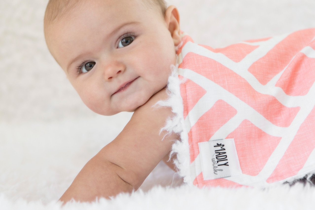 Madly Wish: luxury handmade baby bedding, pillows, and blankets to make your nursery one-of-a-kind