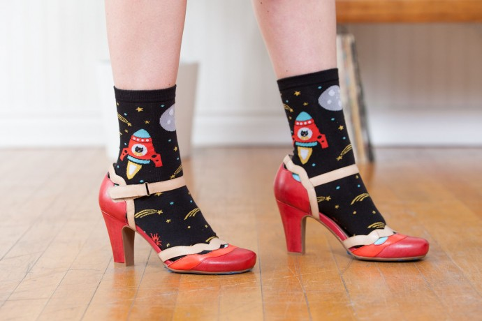 Crazy fun socks for women: Hot trend alert