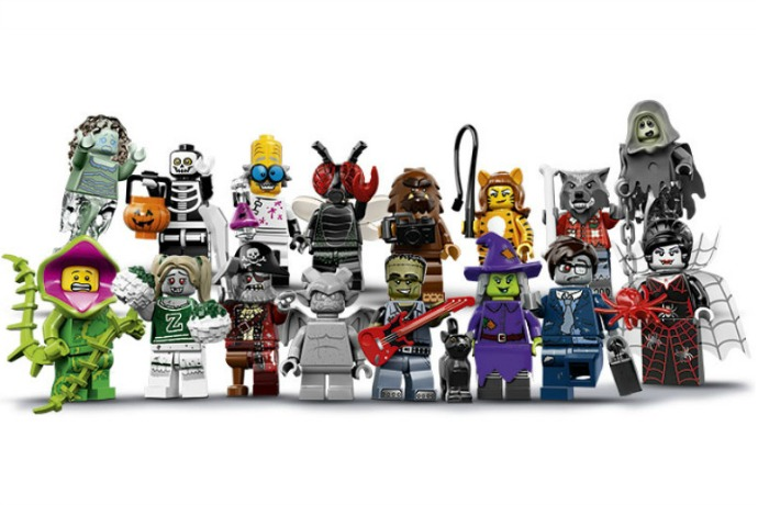 How to scare up the hot new LEGO Monster Minifigures in time for Halloween