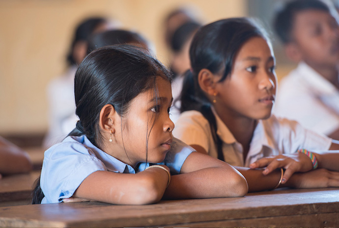 #62MillionGirls are not able to go to school. Here's one easy thing you can do about it.