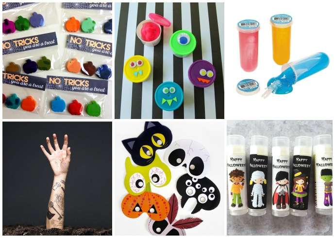 20 non-candy Halloween treats to buy or DIY
