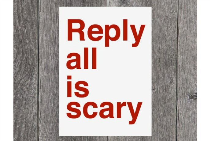 Reply all is scary, and other things kids really need to know about email. Some adults, too.