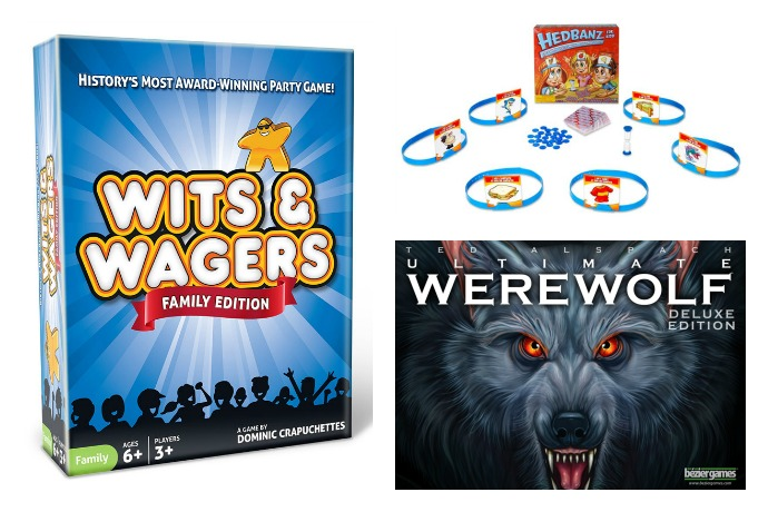 8 of our favorite family board games for 6 or more players of all ages. Just in time for those big holiday gatherings.