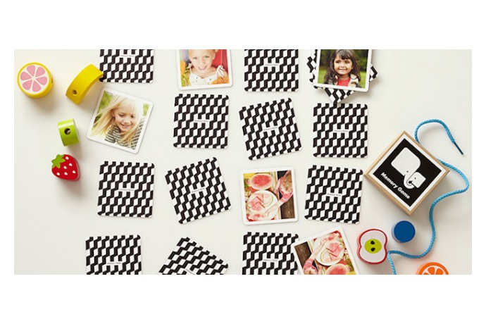 6 fun, easy ideas for making a custom photo memory game a more memorable gift.