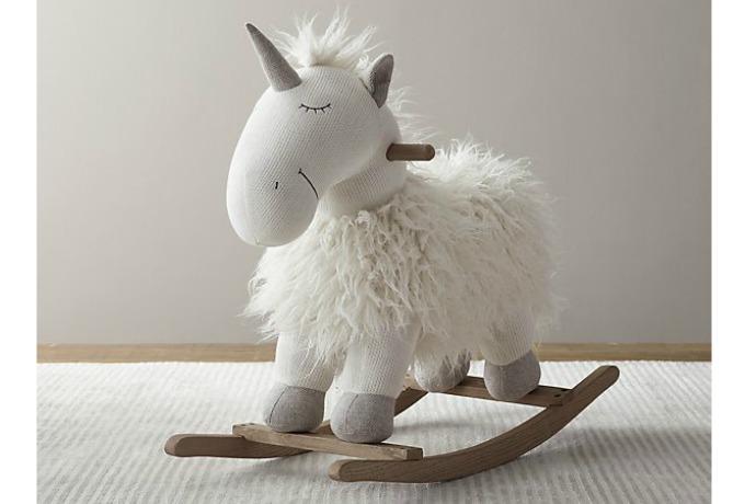 Cool Unicorn Rocking Horse Cool Mom Picks