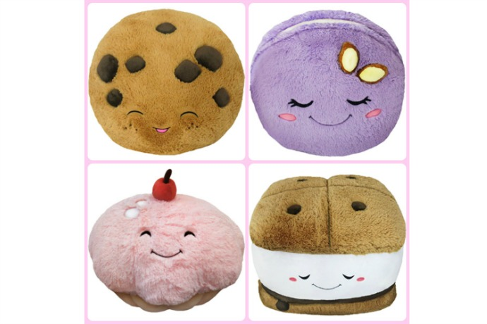 Squishable food stuffed animals: Cute enough to eat