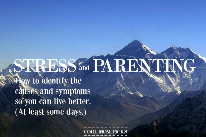 Stress and Parenting: A Confession