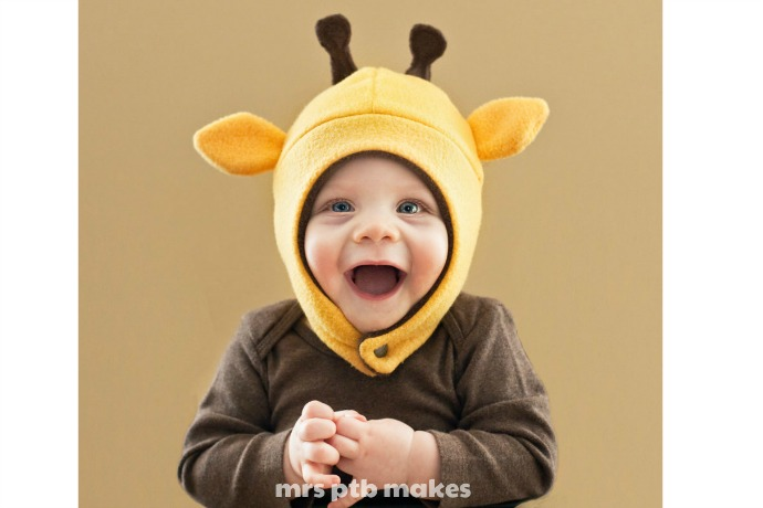 Winter hats for babies and toddlers that are so cute, you'll want to go outside more often