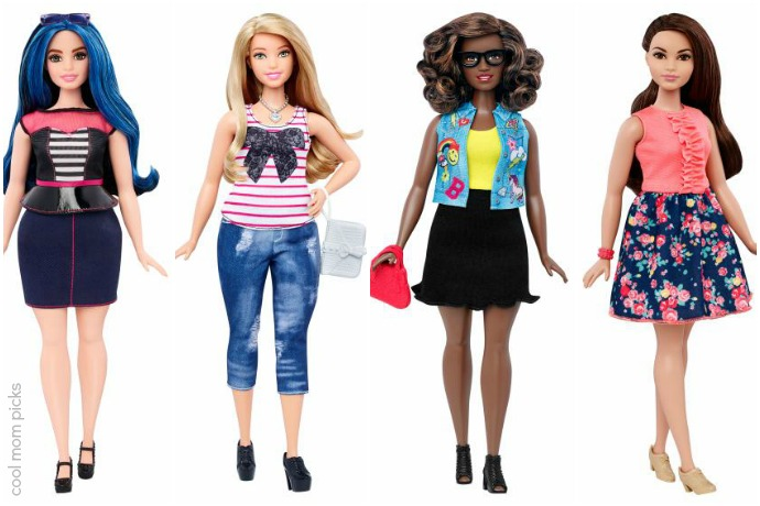 A look at the brand new curvy Barbie: Will you buy her? | Thinking: Parent