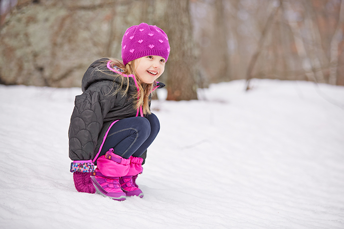 Snoots: Sneaker-boots for kids who want to stay comfy, and the parents who want them to stay warm.