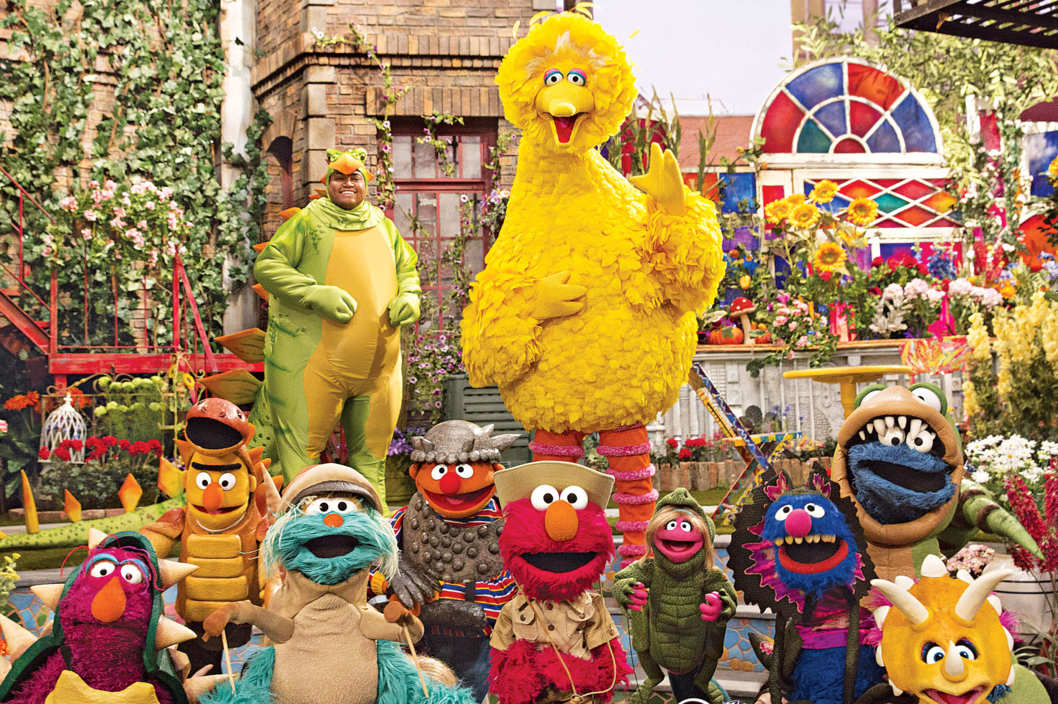 Web Coolness pop culture edition: Sesame Street, David Bowie, Alan Rickman, Star Wars, Spinal Tap and more.