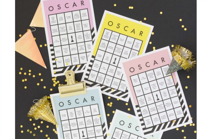 12 easy Oscars party ideas to make watching the awards even more fun