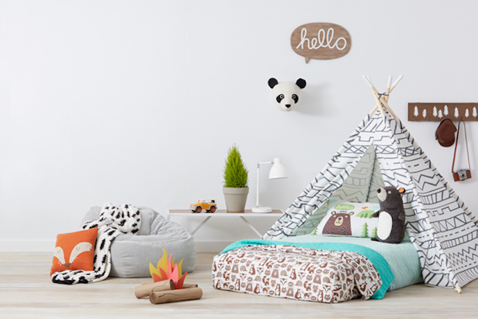 Target Pillowfort launches today, with adorable and affordable kids' decor that parents will love too.