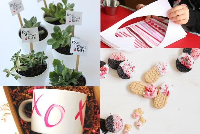17 fun diy valentines day gifts kids can make coolmompicks 17 really cool diy valentines day gift ideas kids can make coolmompicks negle Images