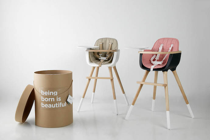 Micuna's cool modern baby furniture from Spain, now finally available in the U.S.