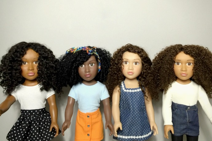 Naturally Perfect Dolls: A standout at this year's Toy Fair