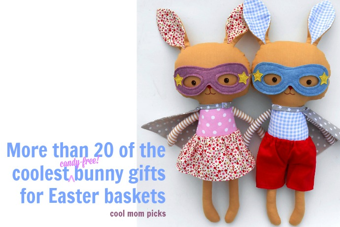20 cool bunny gifts for easter baskets cool mom picks over 20 of the best bunny gifts for easter whether youve got toddlers negle Image collections