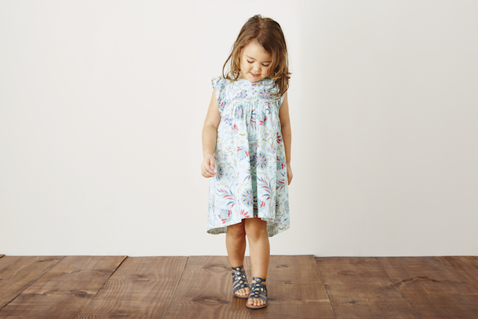 Modern floral Easter dresses for girls: 8 picks our girls love as much as we do
