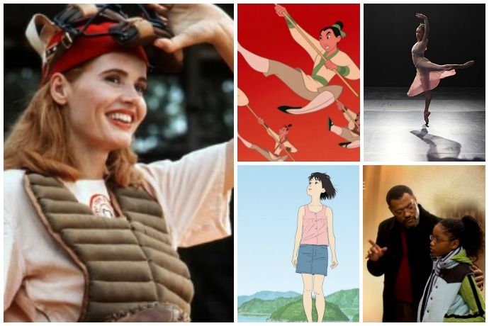9 fantastic girl power movies for kids, streaming right now