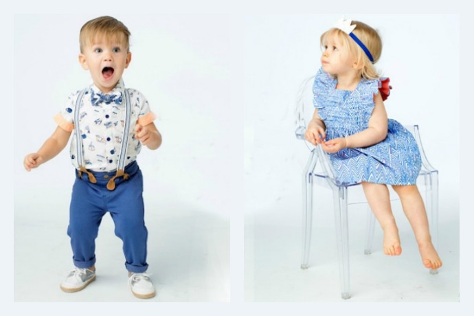 Announcing Rosie Pope Baby: Designer baby clothes made more affordable