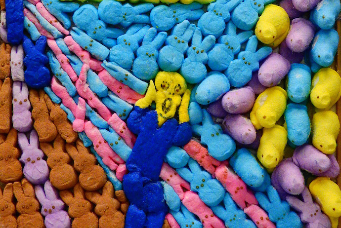 The coolest Easter Peeps diorama contest entries, FTW!