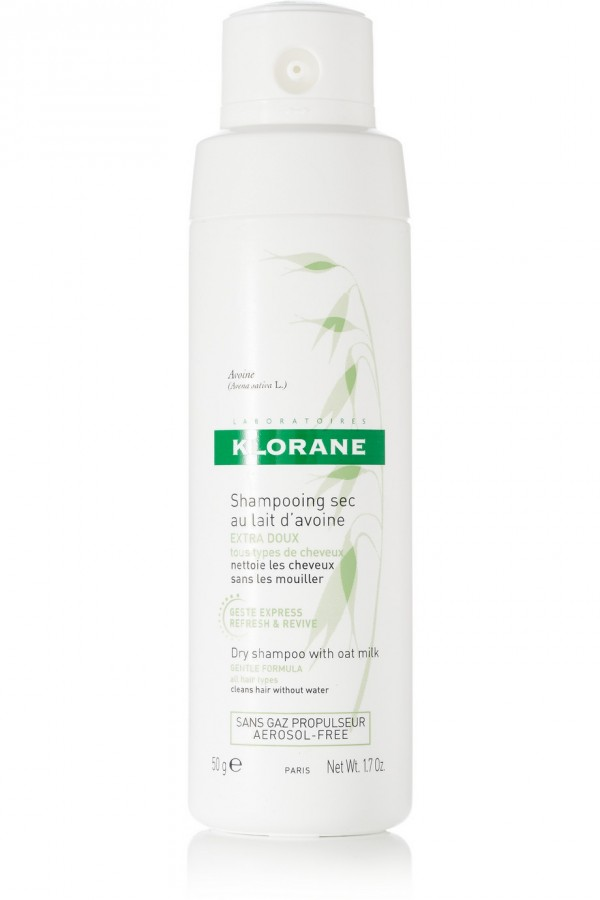 Klorane Dry Shampoo: Beauty Stocking Stuffers