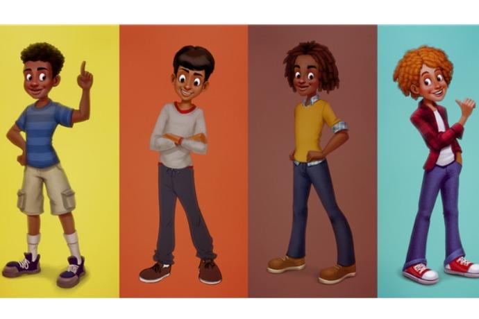 Melanites: The brilliant new doll line celebrating brown boyhood