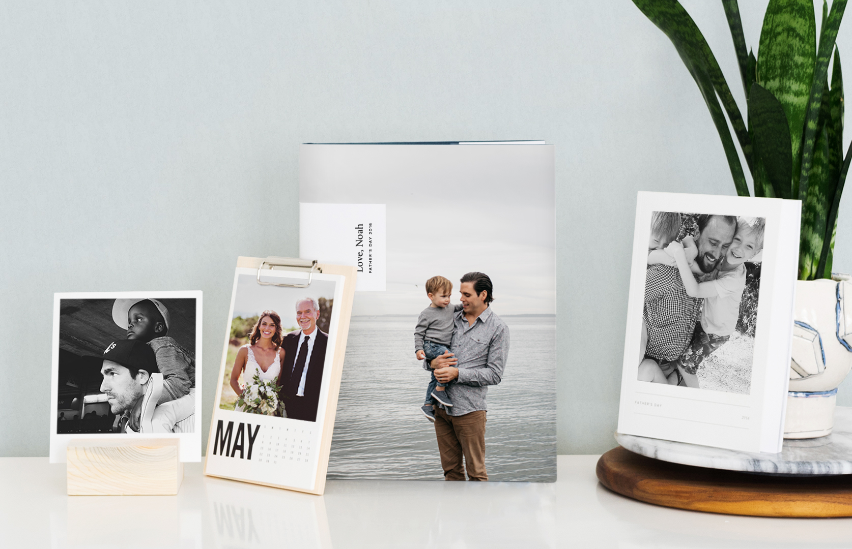 6 amazingly sweet keepsake Father's Day photo gifts and how to make them even more special