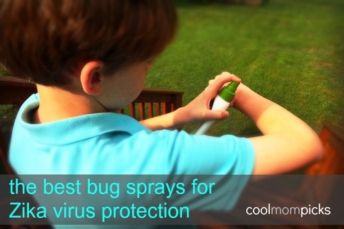 The best bug sprays for Zika virus protection and how to apply them safely. Because we'd like to panic as little as possible about our kids, thanks.
