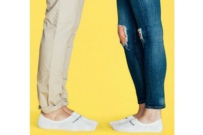 Bombas socks are the perfect no-show peds for summer shoes