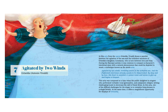 Amazing Water: The educational book + CD about classical music that actually is amazing.