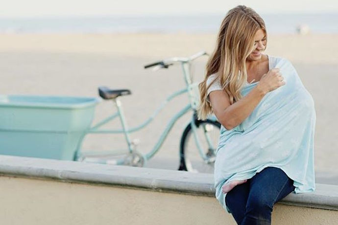 The 4-in-1 nursing cover that covers way more than you'd think.