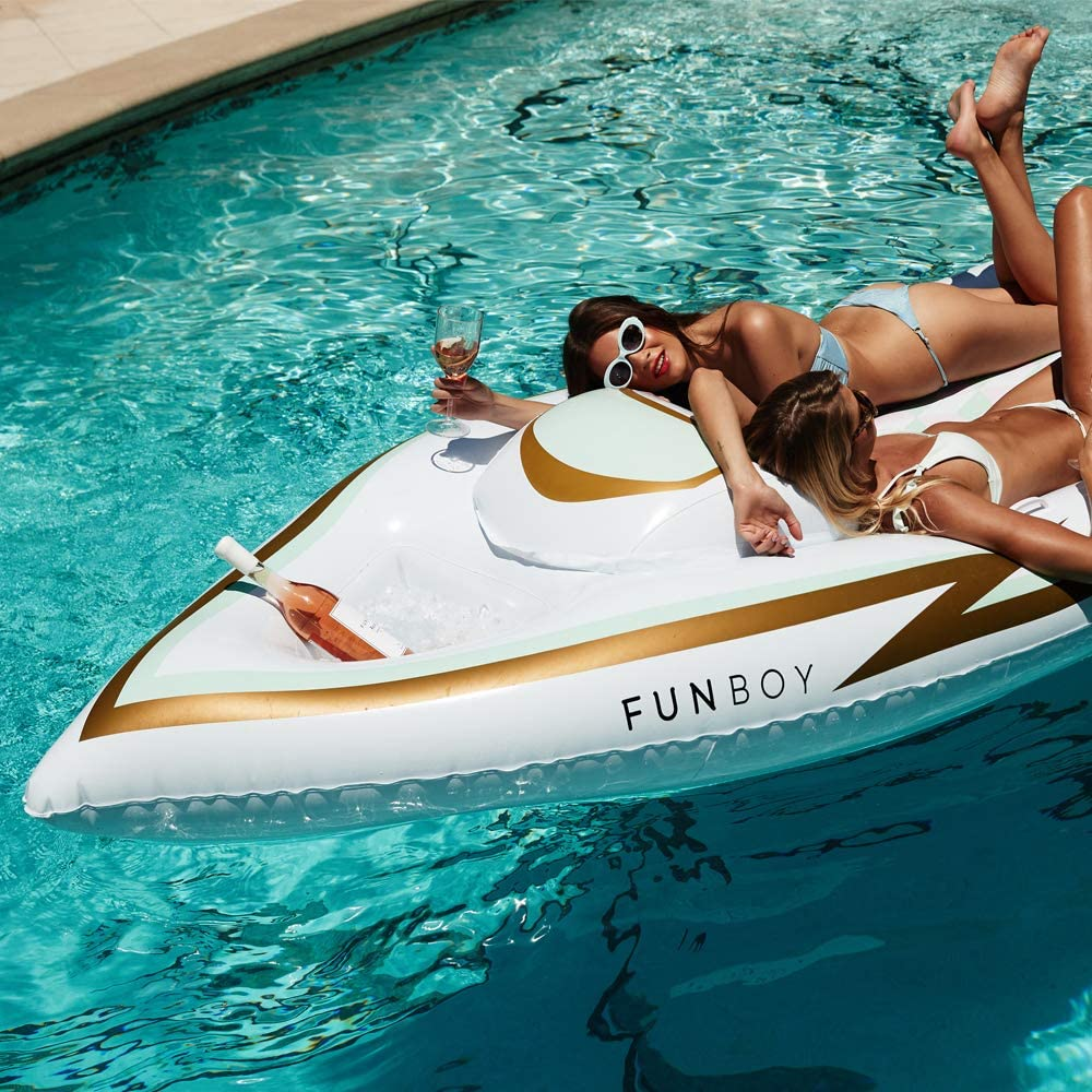 Funboy's yacht float for two -- yes please!