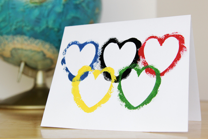 13 easy Rio Olympics crafts, printables and snacks to celebrate Team USA