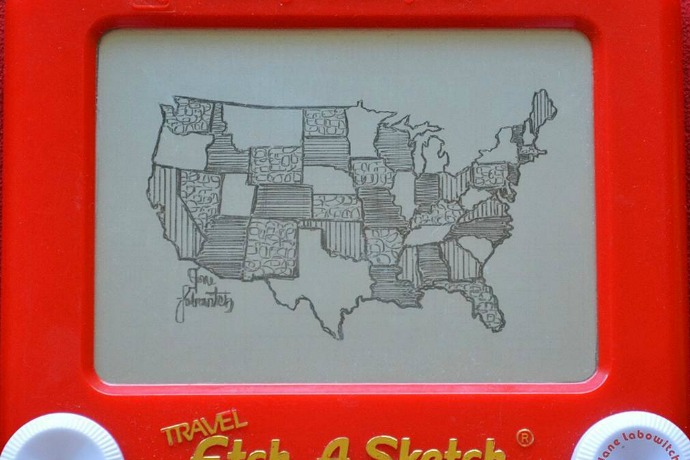 Web coolness: Outrageous Etch-a-Sketch art, cutest Instagram feed ever, a can't-miss sale and more.