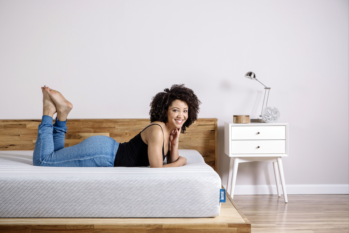 Sponsored Message: Leesa Mattresses are designed to help you sleep better, whatever your body type