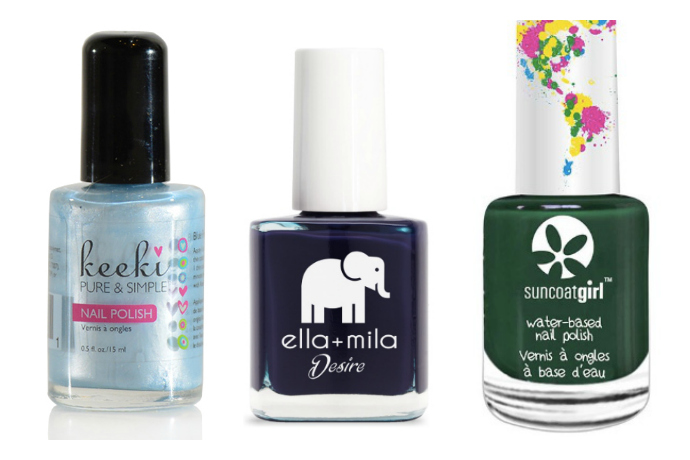 The Best Non Toxic Nail Polish Brands For Kids In Colors We Can Wear Too
