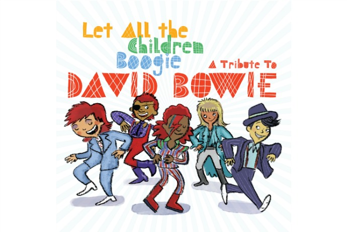 Let All the Children Boogie: A Tribute to David Bowie : Gifts Under $15 for kids | Cool Mom Picks Holiday Gift Guide 2016