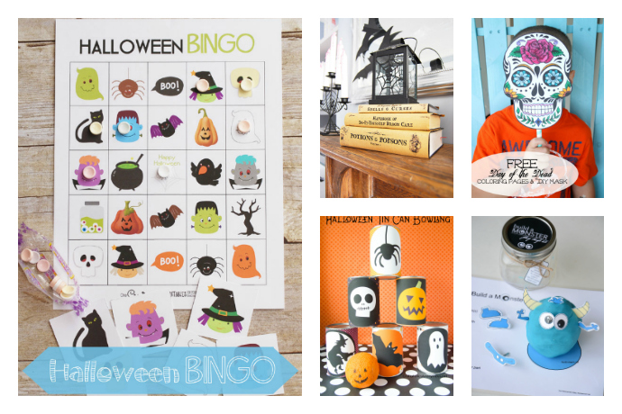 15 of the best free Halloween printables for kids | Cool Mom Picks