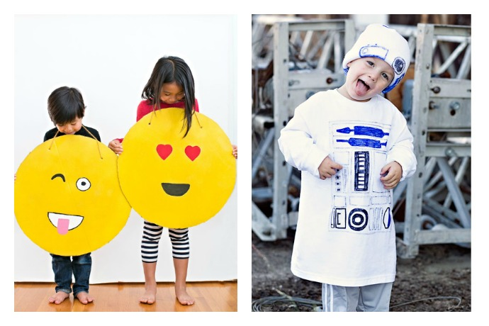 Halloween Outfits For Kids.Easy Last Minute Halloween Costumes You Can Make In Under 10