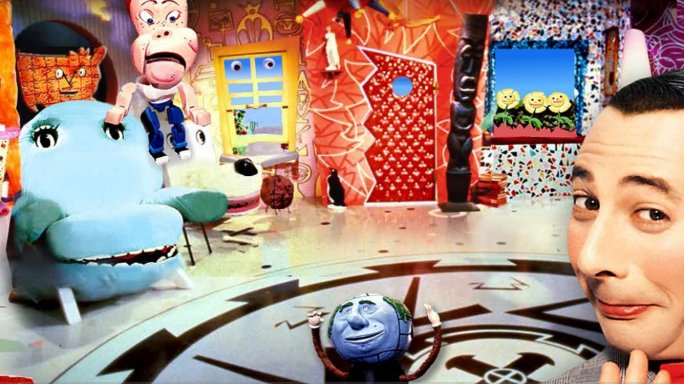 TV shows for teens: Pee-wee's Playhouse on Netflix