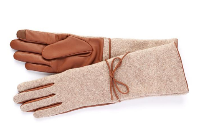 Chic winter accessories that look great, and give back in a big way too.