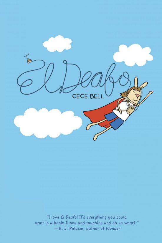 Girl power graphic novels: El Deafo