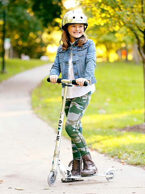 Micro Kickboard Sprite Scooter: great holiday gift for kids